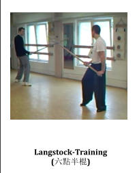 Langstock-Training  (六點半棍)